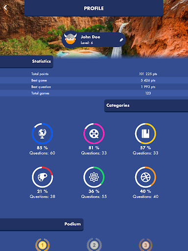 Trivial Quiz - The Pursuit of Knowledge 1.4.2 screenshots 11