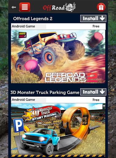 Offroad Racing Games
