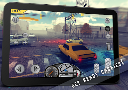 Amazing Taxi Sim 1976 Pro 0.4 (Original + Mod Money) Apk