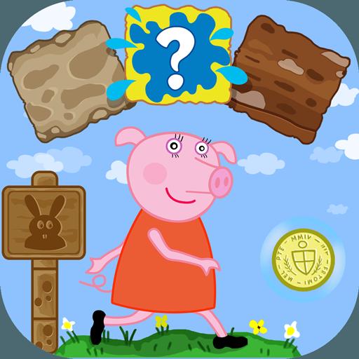 Peppa Pig World LOGO-APP點子