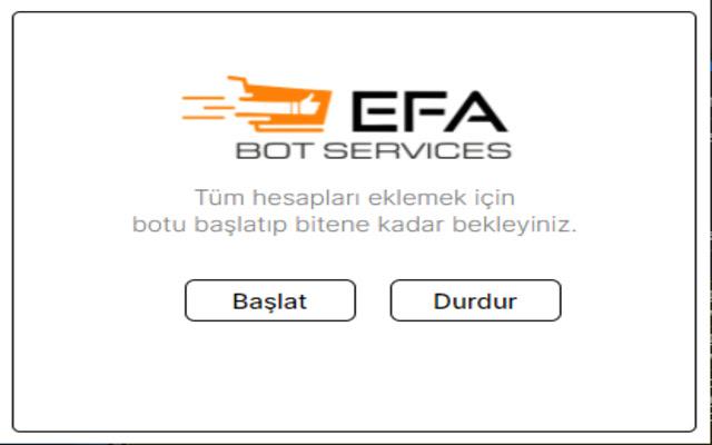 EFA Bot Services