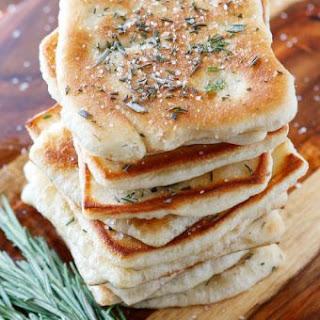 Rosemary Sea Salt Rolls Recipes
