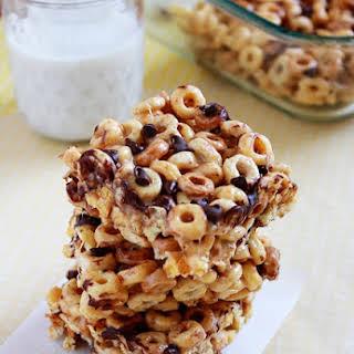 Peanut Butter Cheerios Recipes.