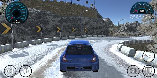 Clio Sport Car Drift Race Simulator Screenshot