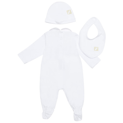Thumbnail images of Fendi Babygrow Gift Set