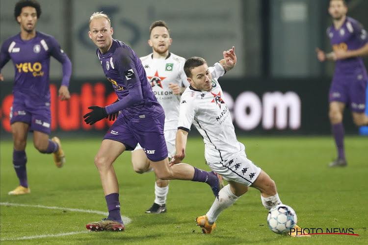 Cercle Brugge vermijdt 0 op 24 dankzij gelijkmaker van Musaba in het absolute slot