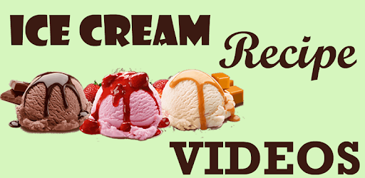 Ice cream recipes videos apps on google play ccuart Choice Image