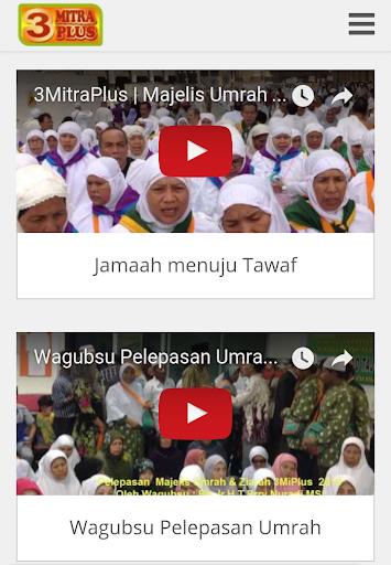 3Mitraplus - Paket Umrah  screenshots 8