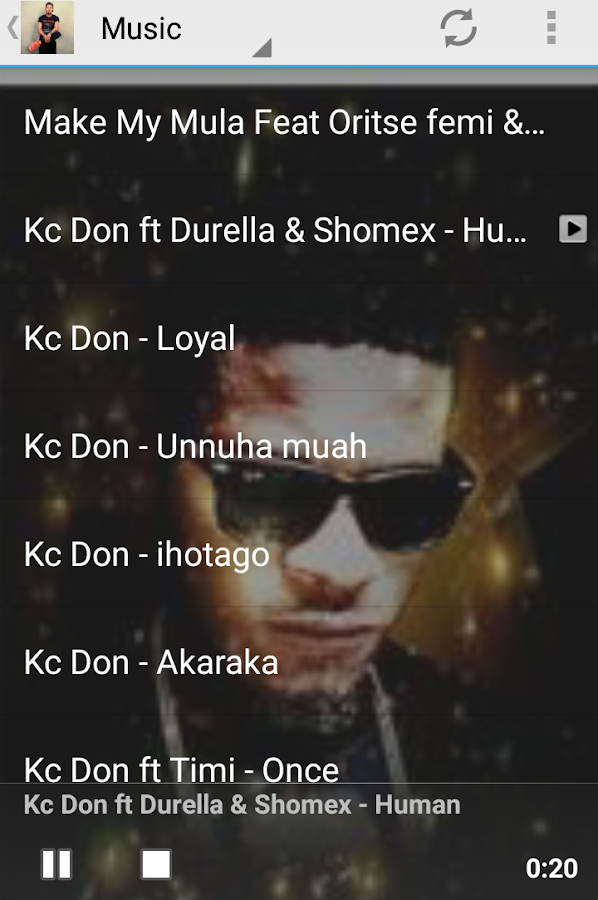 Kc Don App- screenshot
