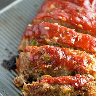 Turkey Meatloaf No Breadcrumbs Recipes.
