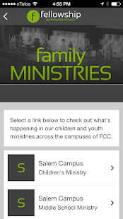 Fellowship Community Church- screenshot thumbnail