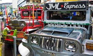 Photo: Des Jeepneys à Baguio