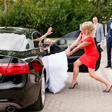 Wedding photographer Przemyslaw Markowski (photomarkowski). Photo of 09.09.2018