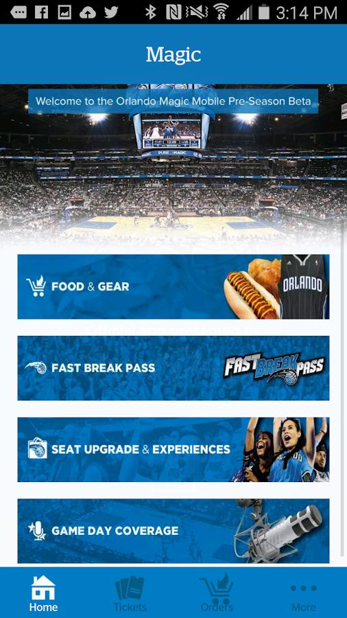 Orlando Magic- screenshot