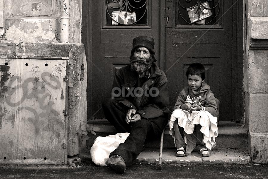 by Dana Corina Popescu - City,  Street & Park  Street Scenes