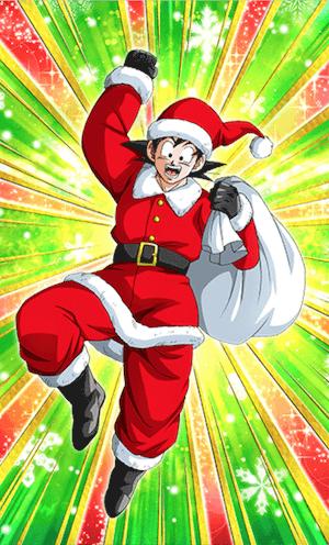 重要なクリスマスの仕事・孫悟空(サンタクロース)
