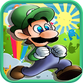 Super Luigi World 3d
