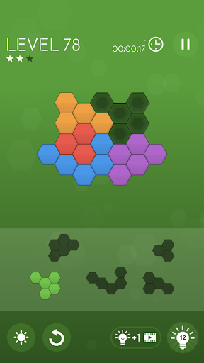 Block Puzzle - Hexa Master - screenshot