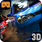 VR Racing Fever 3D : Highway Multi Ranging Race