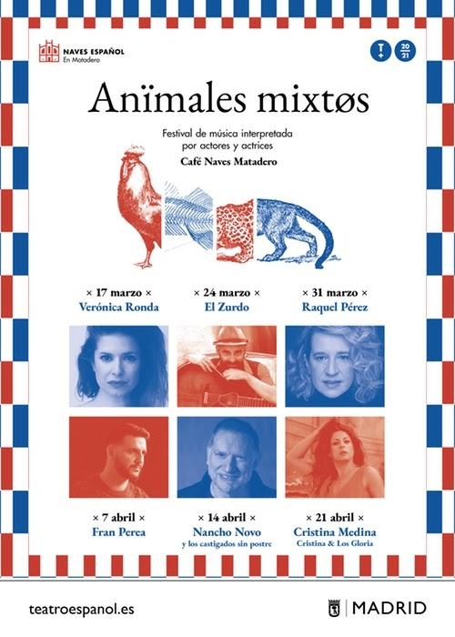 Animales mixtos