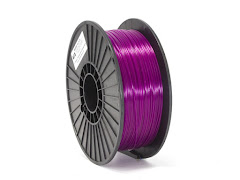 Translucent Violet PRO Series PLA Filament - 1.75mm (1kg)