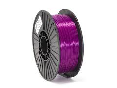 Translucent Violet PRO Series PLA Filament - 1.75mm (1kg)