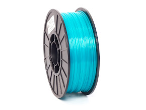 Translucent Aqua PRO Series PLA Filament - 1.75mm