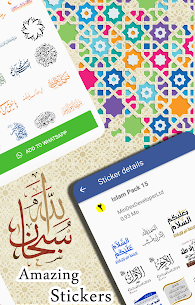 Islamic Stickers For Whatsapp 2019 – WastickerApp Download For Android 4