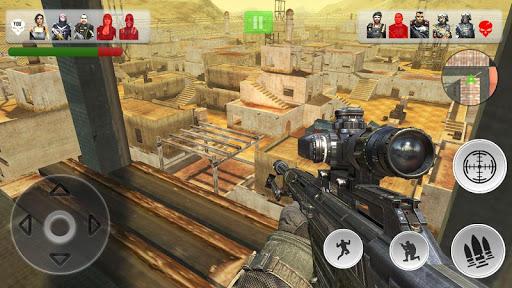 Télécharger Gratuit FPS Shooter 3D: jeux d'action 2020 mod apk screenshots 3