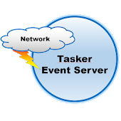 Tasker Network Event Server