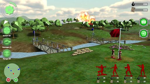 Toy Soldiers 3 APK MOD – Monnaie Illimitées (Astuce) screenshots hack proof 1