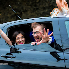 Wedding photographer Nikolay Valyaev (nikvval). Photo of 02.09.2015