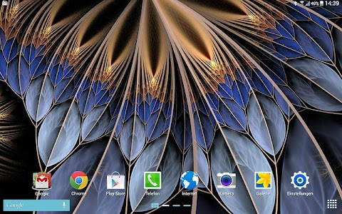 Feather Live Wallpaper screenshot 7