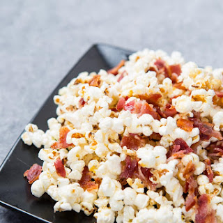 Bacon Popcorn with Honey Recipe