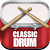 Classic Drum - The best way to play drums! file APK Free for PC, smart TV Download