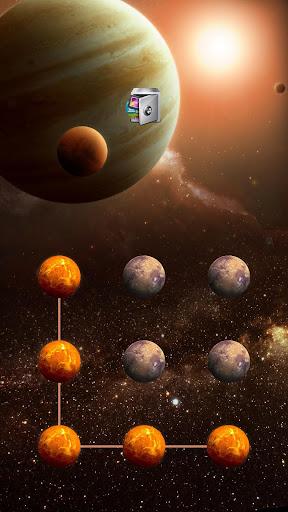 AppLock Theme Universe 1.0 screenshots 1