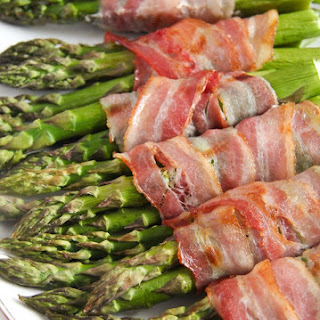 Asparagus Baked With Bacon Recipes.