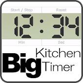 Big Simple Kitchen Timer free