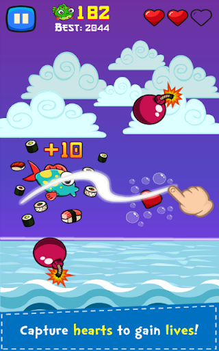 Sushi Ninja 1.23 screenshots 3
