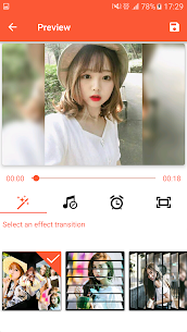 Video Maker from Photos, Music & video editor 2