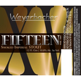 Logo of Weyerbacher 15
