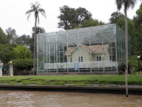 Photo: The Sarmiento House Museum was the former residence of the 7th President of Argentina.