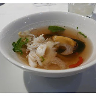 Crab Broth