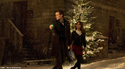 Photo: The Time of the Doctor, Christmas Day at 7:30pm on BBC One.