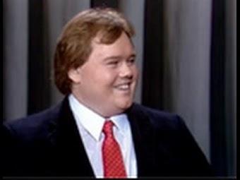 Robert Blake, Louie Anderson, 11/20/1984