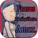 Frases de Desilucion de amor... icon
