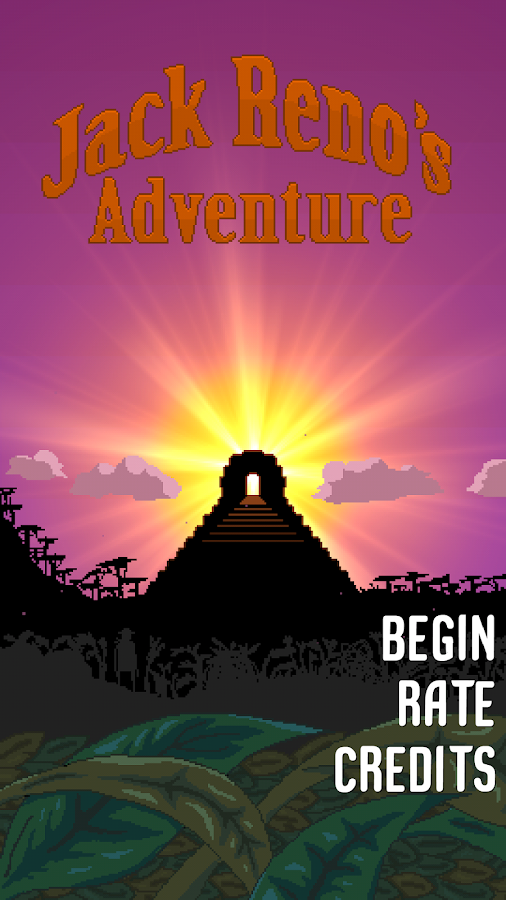 Jack Reno's Adventure- screenshot