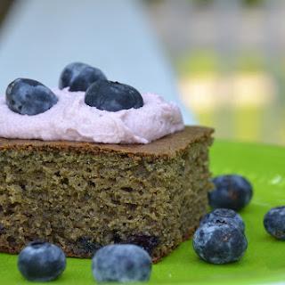 Gluten Free Dairy Free Blueberry Cake