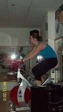 Photo: Zuzka - nováček TEAMU cycling