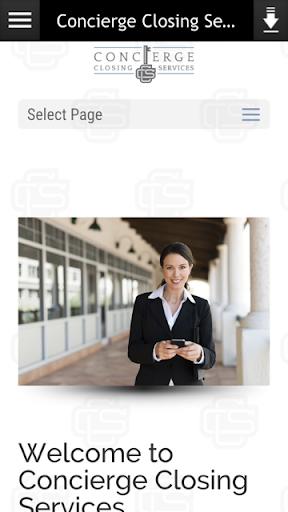 Concierge Closing Services